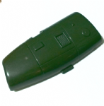 GI Joe 1983 Dragonfly Helicopter left engine cover part @sold@